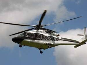 Для президента готовят вертолетную площадку