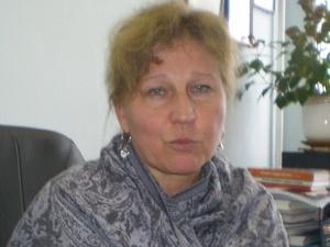 Социолог Ольга БАЛАКИРЕВА.