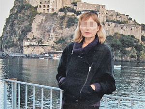 Несмотря на красоты Италии, Лена мало здесь видела хорошего.