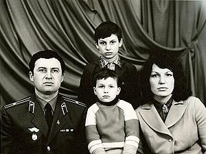 Умер папа братьев Кличко