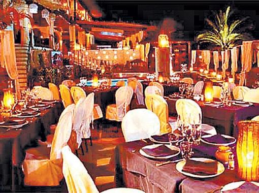 Клуб Billionaire - один из самых дорогих на Сардинии.