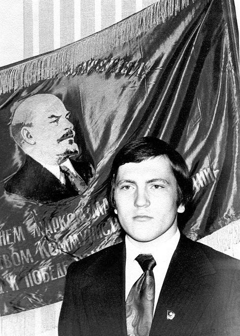 Владимир Шумилкин