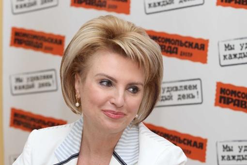 Заместитель мэра Днепропетровска по вопросам образования Елена Лозенко