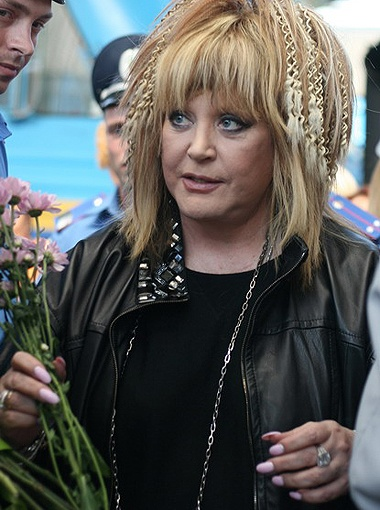 Алла Борисовна, крестная мать фестиваля