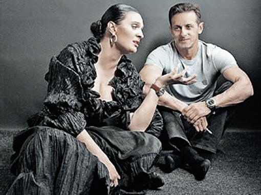 Елена с Иваном вместе уже 16 лет, и это не первая их ссора...