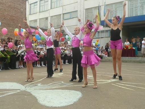 Ребята из танцевального кружка. Фото: Влад Беспалов.