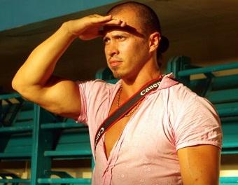 У хореографа Николая 30 августа была свадьба, а уже 31 числа ребята прямиком с торжества приехали в Одессу на репетиции.