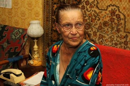 Бабушке не заплатила за коммуналку, пенсии не хватило... Фото автора