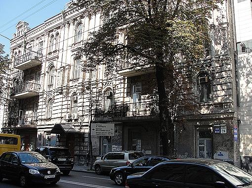 Большая Житомирская, 24.