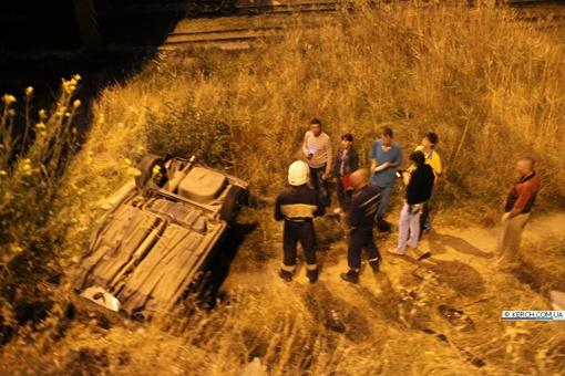 Один из молодых людей умер. Фото: kerch.com.ua