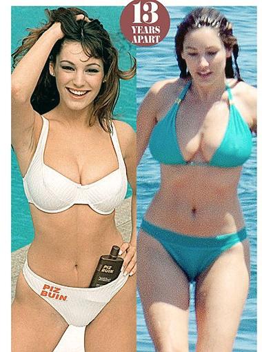 В 31 год Келли Брук стала еще краше, чем в 18. Фото Daily Mail.