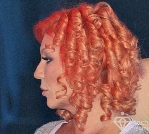 Певица чем-то стала похожа на.. Анастасию Стоцкую. Фото: tochka.net.