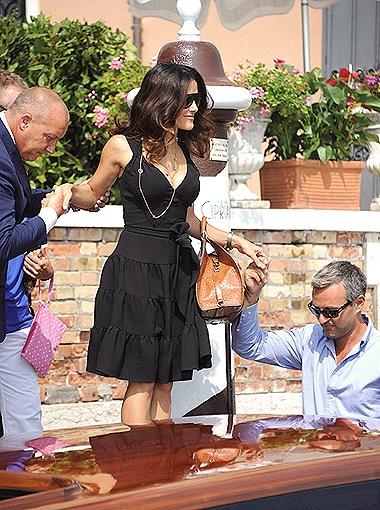 Венеция для супругов - особый город: именно здесь они поженились. Фото Splash/All Over Press.