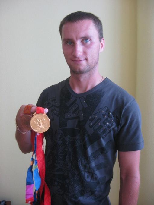 У лучника Виктора Рубана есть шанс на второе олимпийское