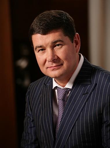 Александр Онищенко, президент Международной меценатской организации