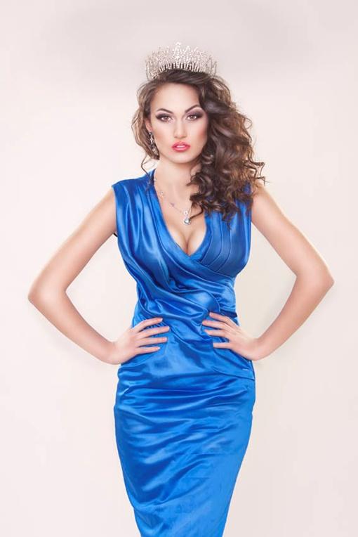 Мисс Львов-2010 Наталия Дуныч.
