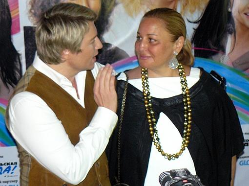 Басков рассказал, что накануне фестиваля хорошо провел время в ялтинском ресторанчике.
