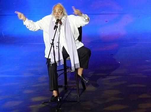 Демис Руссос вошел в состав жюри международного конкурса Крым мьюзик фест.