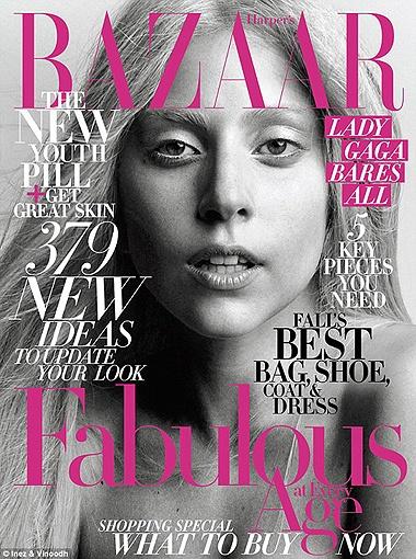 Пока остальные звёзды думают о том, как бы им смотреться погламурнее на обложках журналов, Стефани решилась сняться без макияжа.