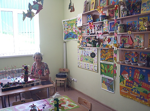 Кабинет творчества Детского центра