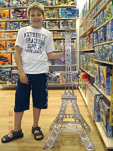 Волошину Денису 5 июля 2011 года исполнилось 10 лет.