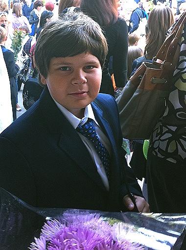 Яценко Валентину 7 июля этого года исполнилось 10 лет.