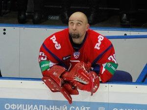 Александр Вьюхин в форме