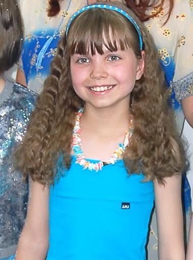 Светлана Чуприна, 10 лет, Киев.