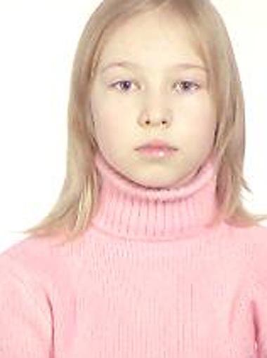 Дарья Вощевская, 11 лет.