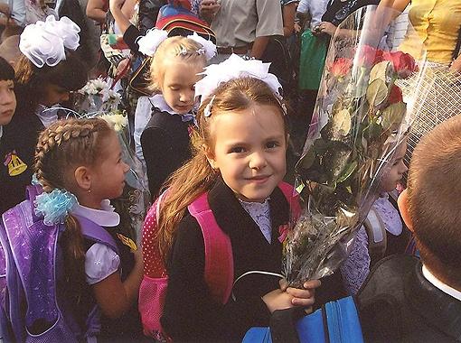 Иванна Малащук, 6 лет.