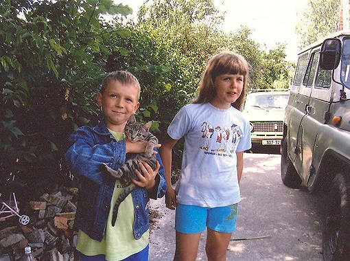 Иван Тур-Павликовский, 10 лет.