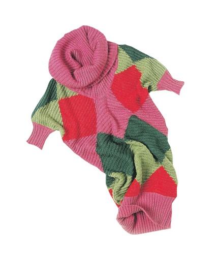 Платье-свитер, Benetton, 420 грн.