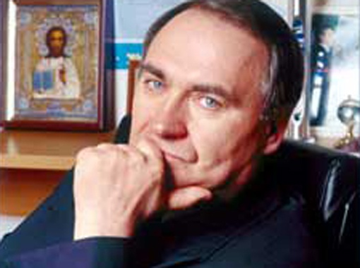 Доктор биологических наук, профессор Алексей Лазарев.