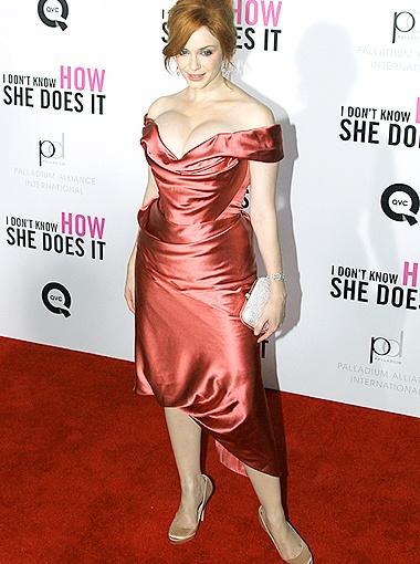 Пышные формы актрисы сводят с ума тысячи поклонников. Фото Splash/All Over Press.