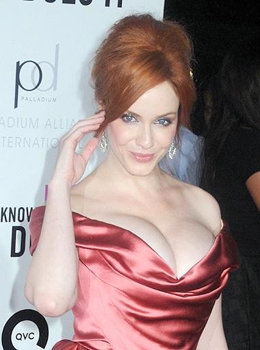 Кристина Хендрикс прославилась благодаря своей роли в сериале