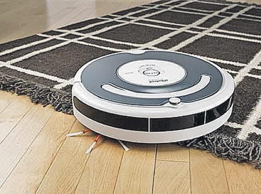 Roomba впишется в любой интерьер.