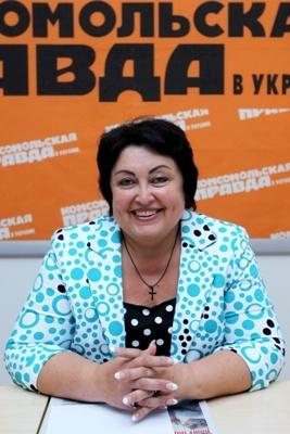 Светлана Жук, фото Людмилы МАРЧУК