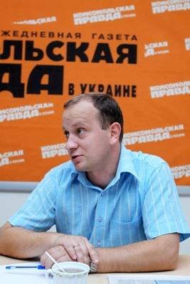 Юрий Мельник, фото Людмилы МАРЧУК