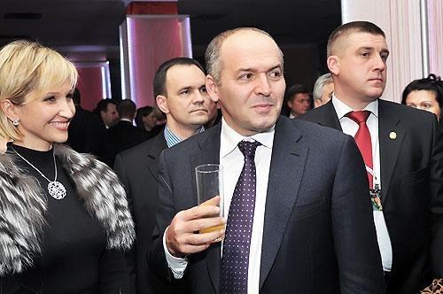 Виктор Пинчук и Елена Пинчук. Фото Константина БУНОВСКОГО.