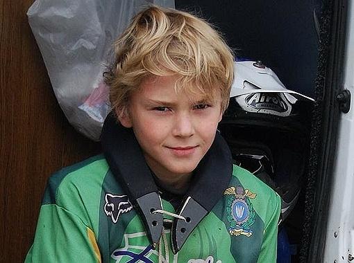 Через неделю Валерию исполнилось бы 14 лет. Фото с сайта motosport.ua.