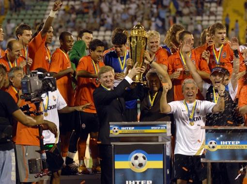 Ахметов приучил всех к победам и трофеям