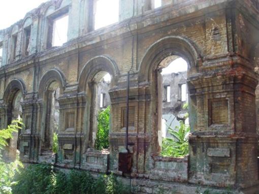 Историческое здание, которое обещали отремонтировать иудеи, находится в плачевном состоянии.