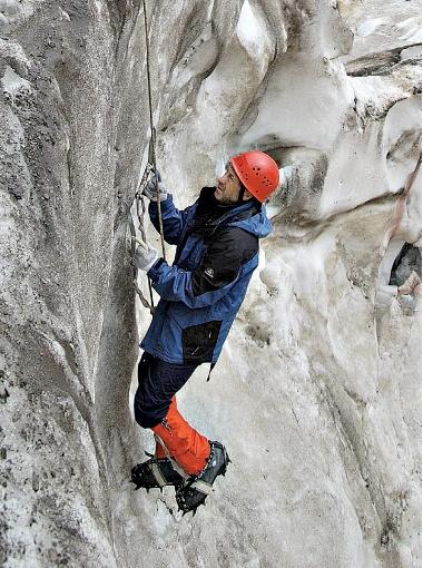 В горы Владимир Альперин ходил более 30 лет. Казалось, что для такого профессионала нет ничего невозможного.