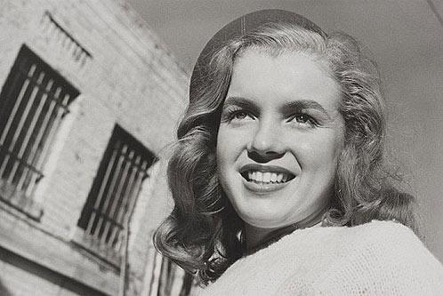 Такой Норма Джин Доэрти была в 1946 году