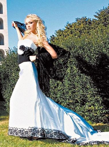 Марианна еще со школы мечтала стать моделью.