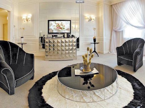 В этом роскошном номере люкс Бритни просидела безвылазно весь понедельник.  Фото с сайта отеля