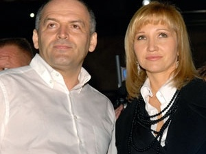 Виктор и Елена Пинчук. Фото pinchukartcentre.org