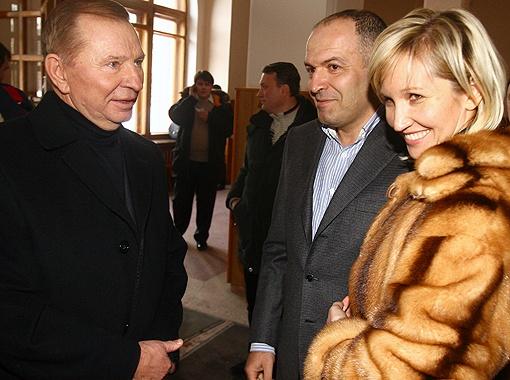 Счастливое семейство. Фото Максима Люкова.
