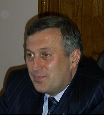 Александр Нечипоренко проходит процедуру перевода из облгосадминистрации. Фото из архива