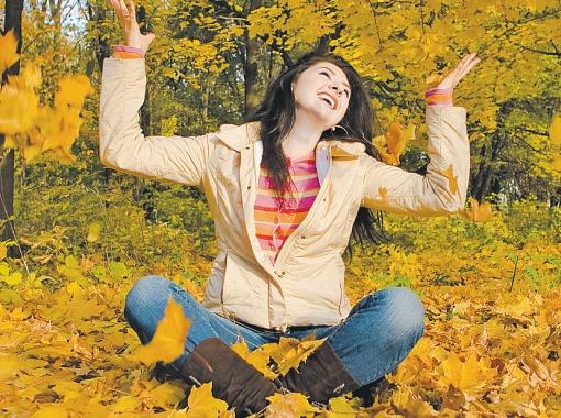 Радуйтесь жизни - хорошее настроение повышает защиту от болезней!